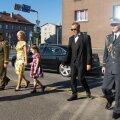 FOTOD: Pärnus lauldi langenud ja vigastatud kaitseväelaste laste toetuseks