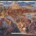 Tenochtitlani vallutamine. 1521.