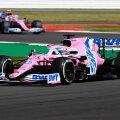 Racing Point meeskonna roosad autod on mõnele konkurendile pinnuks silmas.