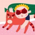 Kaks kassipoega