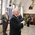 Tallinna uutele aukodanikele anti üle teenetemärgid