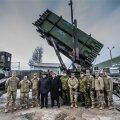 Eestisse saabunud Patriot süsteemi tuleseade kuulub Euroopas oleva USA maaväe 10. Maaväe õhu- ja raketitõrje väejuhatuse alluvusesse ning on osa USA Euroopas paikneva maaväe õhu- ja raketitõrje süsteemist.
