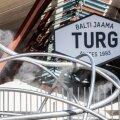 За три года рынок Балтийского вокзала посетили около 16 миллионов раз
