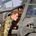 Prints Harry: tapsin Afganistanis Talibani võitlejaid