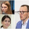 VIDEO ja BLOGI | Karmen Joller terviseameti pressikonverentsil: perearstid ootavad valitsuselt konkreetseid piiranguid vaktsineerimata inimestele
