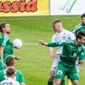FCI Levadia (rohelises) vs FC Flora.