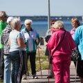 Tallinn liigub - kepikõnd Stroomi rannas