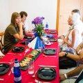President Kersti Kaljulaid kohtus väikeerakondade juhtidega