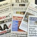Majanduskriisi tõttu on Hispaanias koondatud üle 6000 ajakirjaniku
