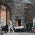 Põhja-Iirimaal vahistati pärast pommi õhkimist kaks meest