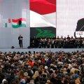FOTOD: Ungari peaminister kutsus 1956. aasta ülestõusu 60. aastapäeval päästma Euroopat sovetiseerimisest