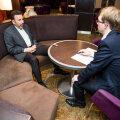 Iraani ministri sõnul huvitavad riiki Eesti e-valitsuse ja küberkaitse rakendused.