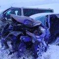 На шоссе Таллинн-Нарва произошла смертельная авария