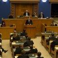Rõivas sai riigikogult häältega 55 : 36 volituse moodustada valitsus