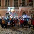 Аналогичная акция в Таллинне