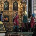 Патриарх Кирилл рассказал о встрече священников с Pussy Riot