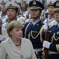 Merkel alustas tänavu juba teist visiiti Hiina Rahvavabariiki