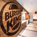 Burger King Tallinnas.