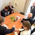 Vabaerakonna fraktsiooni koosolek