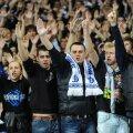 """15 Ukraina jalgpalliklubi fännid on teatanud valmisolekust palgaliste löömameeste """"tituškodega"""" võidelda"""
