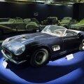 Alain Delonile kuulunud Ferrari 250 GT SWB California Spider