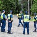 Politsei peab eesistumise ajal olema valmis Euroopa tippametnikke ka näiteks metsas saatma.