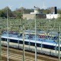 Hollandi elektrirongid saavad kogu energia tuulest.
