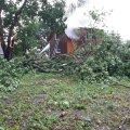 26. juuni tormi kahjud Põlvamaal
