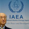 Suri Rahvusvahelise Aatomienergiaagentuuri peadirektor Yukiya Amano