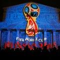 FIFA tunnustas jalgpalli MM-i logo esitlemisel Krimmi Venemaa osana