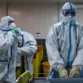 Venemaal nakatus ööpäevaga taas rekordarv inimesi ja nakatumiste üldarvult tõusti maailmas kolmandaks