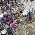 Nigeeria armee teatas 338 inimese vabastamisest Boko Harami käest