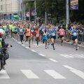 СХЕМА | Смотрите, как будет ходить общественный транспорт и какие улицы перекроют во время Таллиннского марафона
