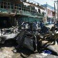 Kabulis hukkus enesetapurünnakus kuus ja sai viga 37 inimest