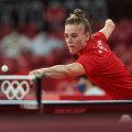 Однорукая полька вошла в Токио в 1/32 финала в настольном теннисе. Это уже ее четвертая Олимпиада