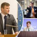 PÄEVA TEEMA | Lauri Laats: suu naerul ja rusikas taskus minnakse jälle kukutama linnapead, kelle tööga tallinlased päriselt rahul on