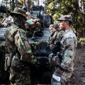 ВИДЕО | В Эстонии завершились крупнейшие учения армии США Swift Response