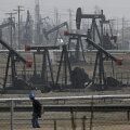 Naftaväli Californias.