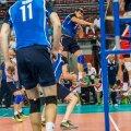 Makedoonia tuuseldas Eestit 3 : 0. Eesti tegutses pingutatult. Hüppel Keith Pupart