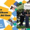 Valmiera kuulutas end suvel kõige eestisõbralikumaks linnaks, avades teemakohase veebilehe eestisobralik.lv.