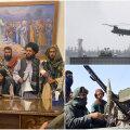 VIDEOD ja BLOGI   20 aastat kestnud sõda on lõppenud. Kabul on langenud, võim Afganistanis on Talibani käes