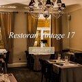Restoran Vintage 17 Tallinna vanalinnas.