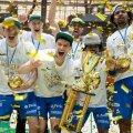 FOTOD JA TIPPHETKED | Pärnu Sadama hoog rauges kolmandal veerandajal, Kalev/Cramo võitis 12. Eesti meistritiitli