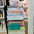 Triinu Seppam naerab, et ta kaob peaaegu 125-raamatulise virna taha ära.