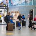 В апреле Таллиннский аэропорт обслужил 44607 пассажиров: это лучший показатель за 7 месяцев