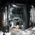 Jaanuari lõpus juhtus Ida-Virumaal Jõhvi-Tartu maanteel bussiõnnetus, milles sai vigastada 13 inimest, neist kaks raskelt. Riia-Peterburi liinil sõitnud Lux Expressi reisibuss sõitis libeduse tõttu teelt välja ja paiskus külili.