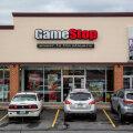 LUBAV ÄRI: Juba mahakantud Gamestopi aktsia on teinud trikkide abil läbi absursdimõõtu tõusu.