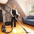 Lihtne küsimus: Kas sa puhastad ajaviiteks või et oleks puhas, uurib Kerli. Vallo Kruuser