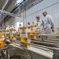 Eelmisel nädalal avatud Põltsamaa Felixi mahlatehasesse investeeriti 1,5 miljonit eurot.