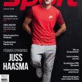 Ajakiri Sport augusti kaas